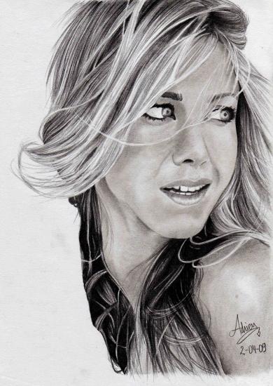 Jennifer Aniston by Japanese-Boy